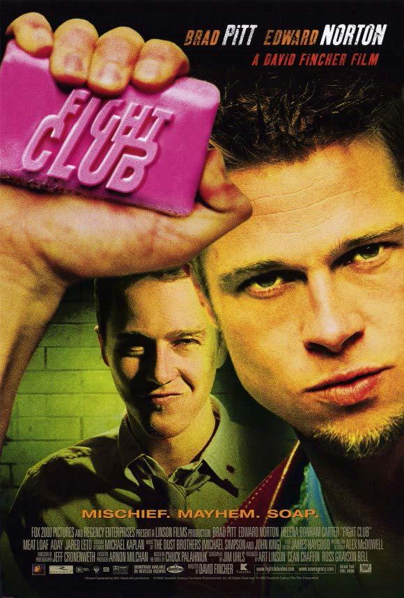 'El club de la lucha' (1999), de David Fincher.