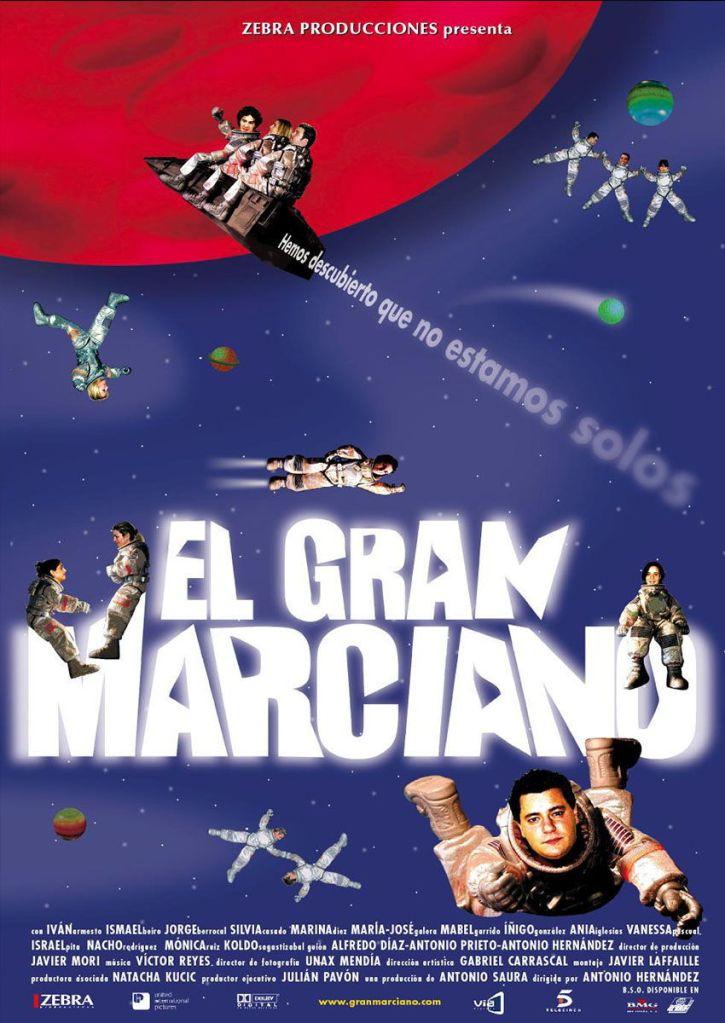 'El Gran Marciano' (2001), de Antonio Hernández.