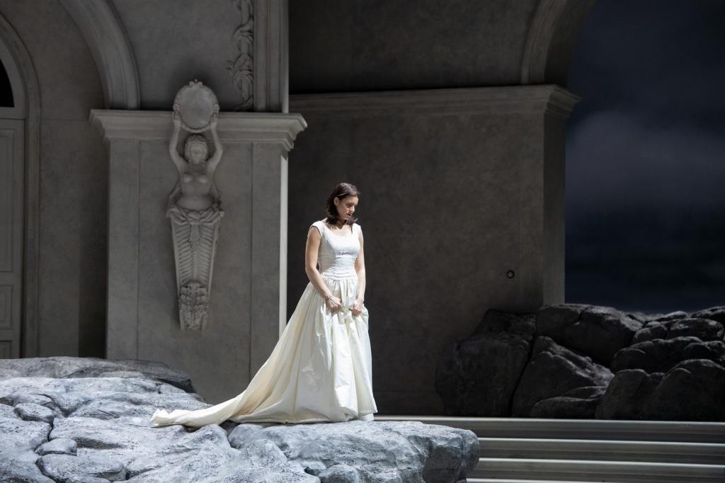 Asmik Grigorian (Rusalka) (© Teatro Real)